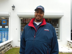 SEARS  EMPLOYEE OF THE QUARTER  Vincent Dill