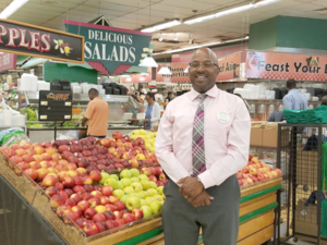 The MarketPlace - Mr. Vernon Hassell