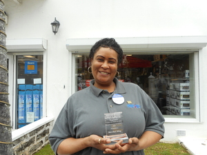 PRICERITE WARWICK  EMPLOYEE OF THE QUARTER  Marchal Ming