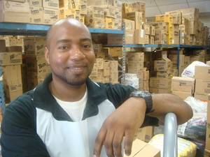 The MarketPlace - WAREHOUSE MANAGER