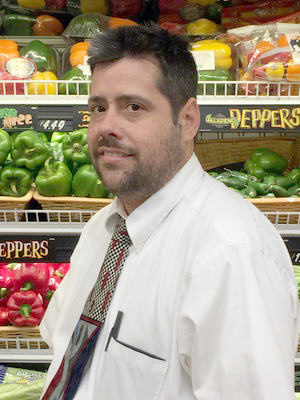 The MarketPlace - PRODUCE MANAGER